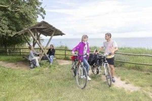 Auflugsziele, Wandern und Radfahren in Göhren auf Rügen. Einzigartig - Kneipp und Mee(h)r!