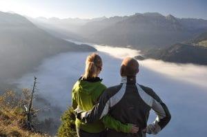 Wandern, Touren und Ausflüge am Hirschberg in Bad Hindelang der Kneipp Premium Class Kurort für Medical Wellness